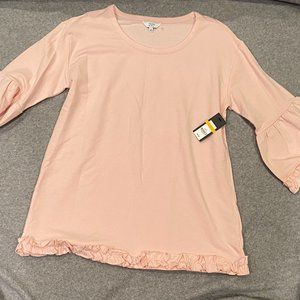 NWT Womens Pink Blouse - Size S